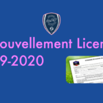 INFORMATIONS : Licences !