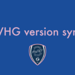OFFICIEL : l'ASVHG version synthé 🏟